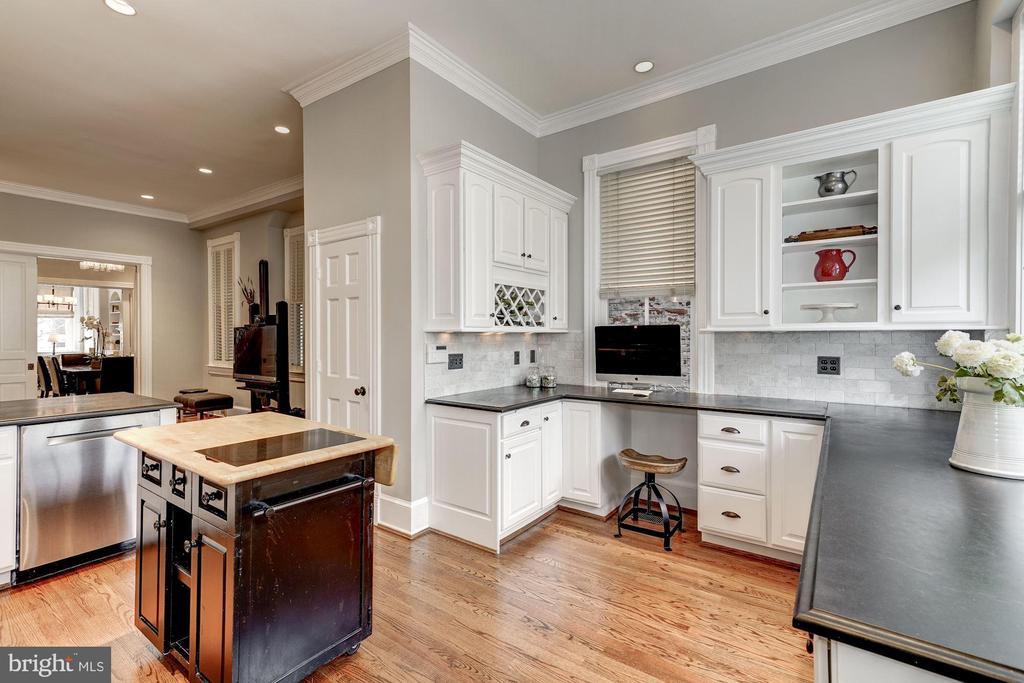 Kitchen - 3315 O ST NW, WASHINGTON