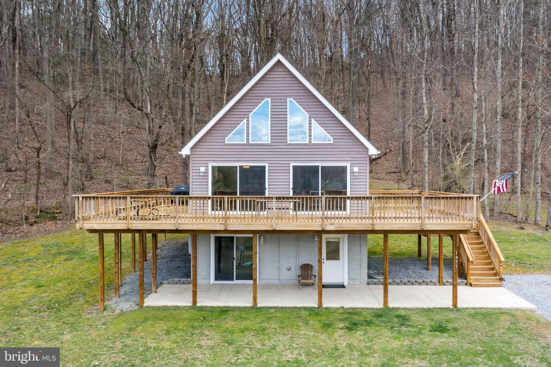 Single Family Homes のために 売買 アット Rileyville, バージニア 22650 アメリカ