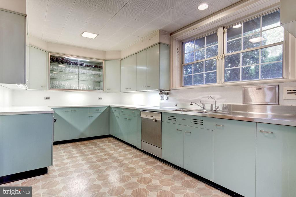 Former two Room Kitchen - 1224 30TH ST NW, WASHINGTON