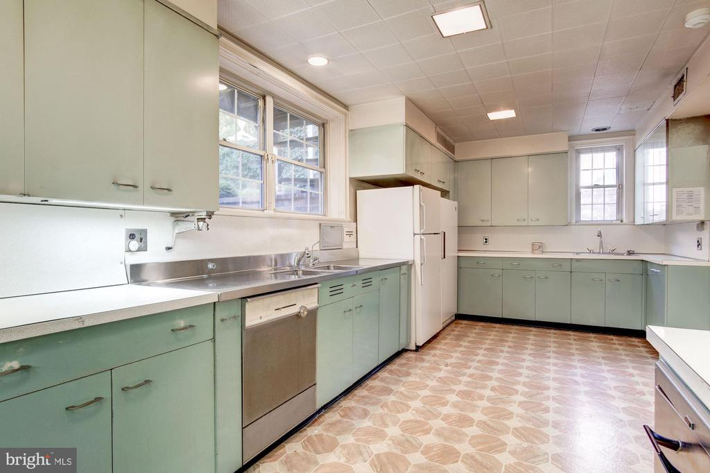 Former 60's two Room Kitchen - 1224 30TH ST NW, WASHINGTON