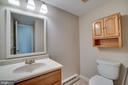 Main Level Half Bath - 510 S LINCOLN AVE, STERLING
