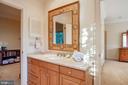 Dual Entry En-suite Bath - 896 ALVERMAR RIDGE DR, MCLEAN