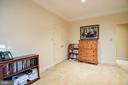 En-Suite Bedroom 4  Shown as Office - 896 ALVERMAR RIDGE DR, MCLEAN