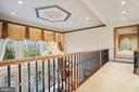 Upper Hall From Secondary Stair to Bedrooms - 896 ALVERMAR RIDGE DR, MCLEAN