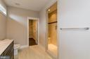 Master bath leads through to WIC - 6720 ACCIPITER DR, NEW MARKET