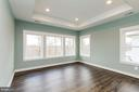 Master Bedroom surrounded by windows - 6720 ACCIPITER DR, NEW MARKET