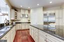 Gourmet Kitchen - 27651 EQUINE CT, CHANTILLY