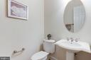 Half Bath - 27651 EQUINE CT, CHANTILLY