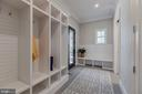 Fantastic mud room with separate entrance - 4909 FALSTONE AVE, CHEVY CHASE
