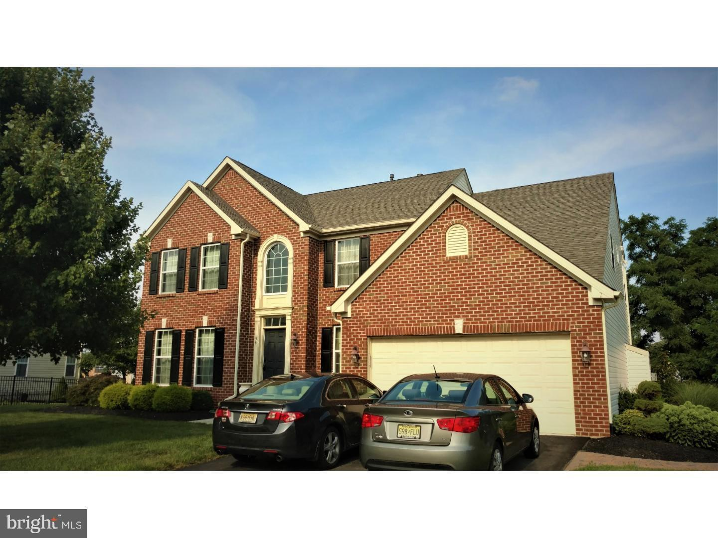 Single Family Homes for Sale at Burlington Township, New Jersey 08016 United States