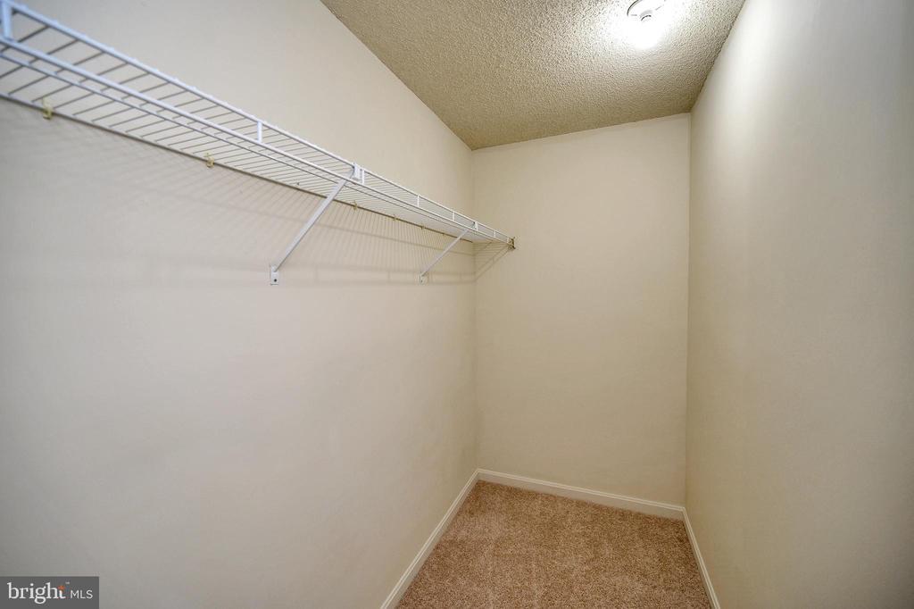 Large closet in the 2nd bedroom. - 327 BIRCHSIDE CIR, LOCUST GROVE
