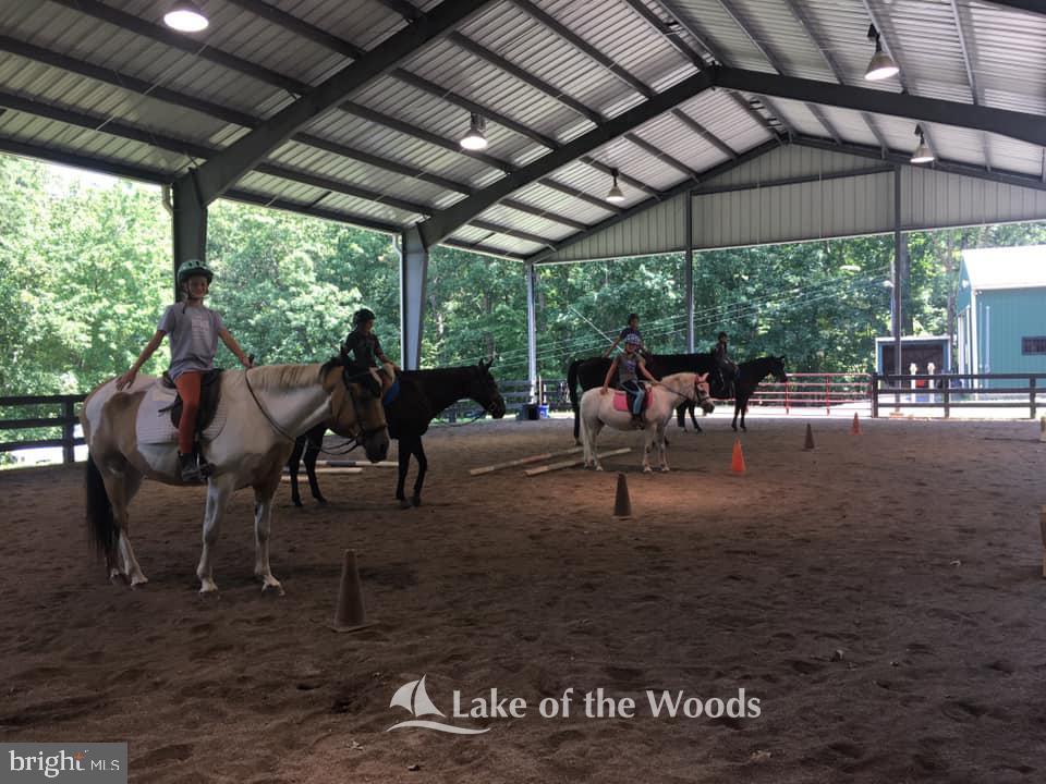 Equestrian center. - 327 BIRCHSIDE CIR, LOCUST GROVE