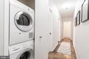 In-unit, full size, washer and dryer - 2801 NEW MEXICO AVE NW #1122, WASHINGTON