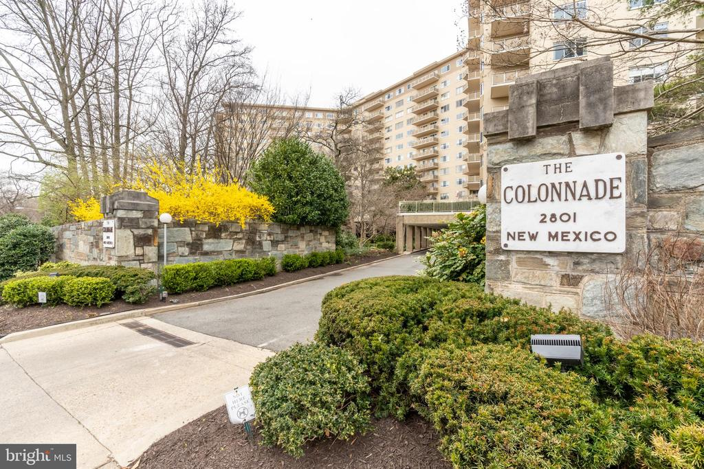 The Colonnade - 2801 NEW MEXICO AVE NW #1122, WASHINGTON