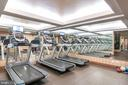 Fitness center contains varied equipment - 2801 NEW MEXICO AVE NW #1122, WASHINGTON