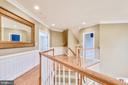 Upper Level Landing - 1831 ELGIN DR, VIENNA
