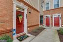 Front Entrance - 23290 MILLTOWN KNOLL SQ #106, ASHBURN