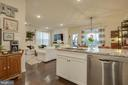 Gourmet Kitchen - 23290 MILLTOWN KNOLL SQ #106, ASHBURN