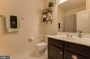 2nd Master Bathroom - 23290 MILLTOWN KNOLL SQ #106, ASHBURN