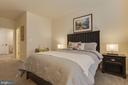 2nd Master Bedroom - 23290 MILLTOWN KNOLL SQ #106, ASHBURN