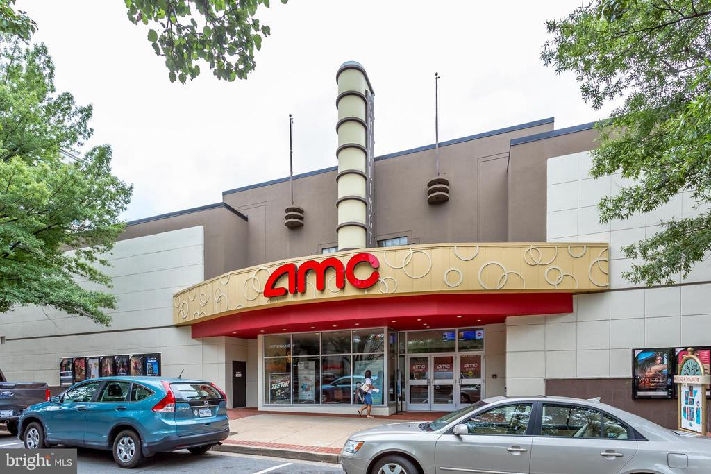 Movie Theatre - 2550-B S ARLINGTON MILL DR #B, ARLINGTON