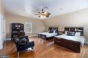 Oversized Bedroom with Wood Floors & Lake views! - 10810 PERRIN CIR, SPOTSYLVANIA