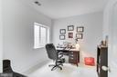 Office Nook in Basement Bedroom - 3499 EAGLE RIDGE DR, WOODBRIDGE