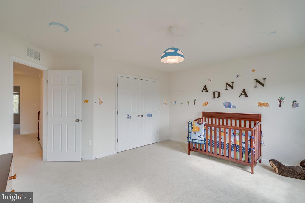 Large Bedroom 3 - 3499 EAGLE RIDGE DR, WOODBRIDGE
