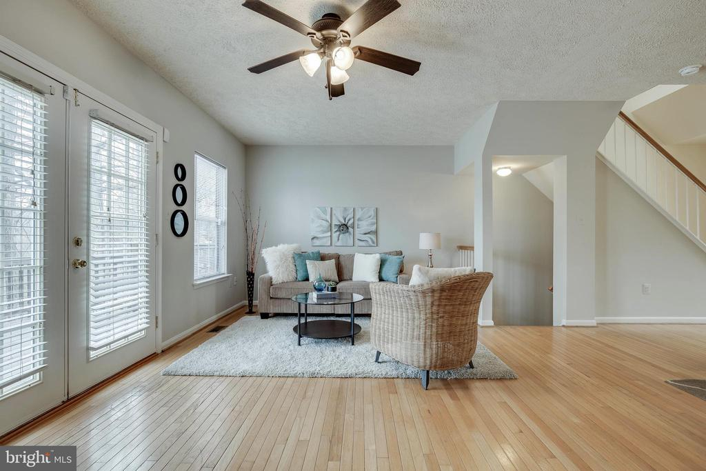 Living Room - 15757 WIDEWATER DR, DUMFRIES