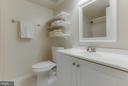 Basement Bath - 15757 WIDEWATER DR, DUMFRIES