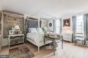 Master Bedroom - 1820 KALORAMA SQ NW #25, WASHINGTON