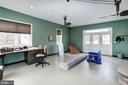 office in former garagei - 1634 HOLLY BEACH FARM RD, ANNAPOLIS