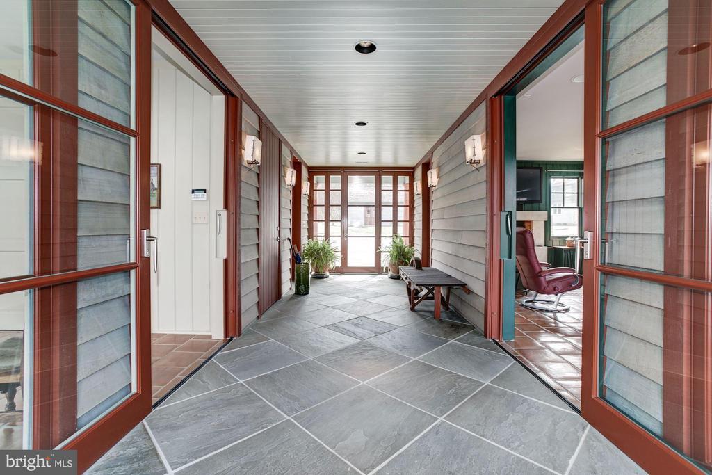 entrance - 1634 HOLLY BEACH FARM RD, ANNAPOLIS