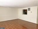 Main Level Dining Room With Hardwood Floor - 43994 CHOPTANK TER, ASHBURN