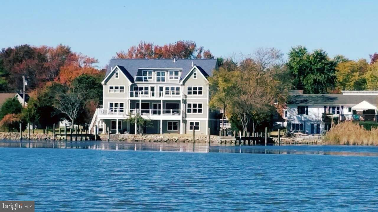 Single Family Homes por un Venta en Fort Howard, Maryland 21052 Estados Unidos