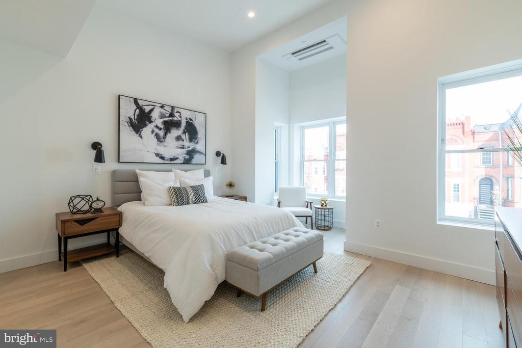 Master bedroom - 46 R ST NW, WASHINGTON