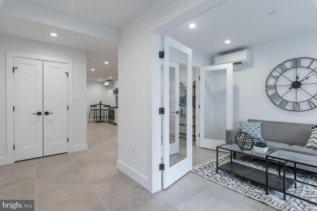 Basement apartment with certificate of occupancy - 46 R ST NW, WASHINGTON