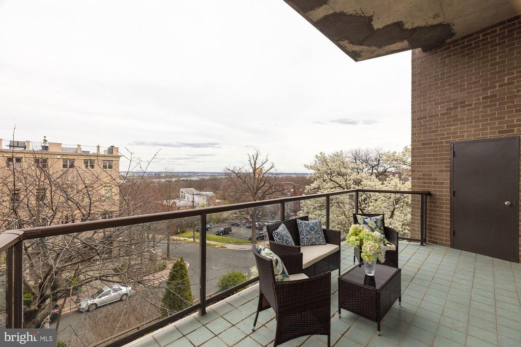 Panoramic views - 1401 N OAK ST #302, ARLINGTON