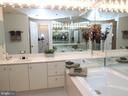 Master Bath - 5802 NICHOLSON LN #2-507, ROCKVILLE
