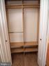Closet - 5802 NICHOLSON LN #2-507, ROCKVILLE