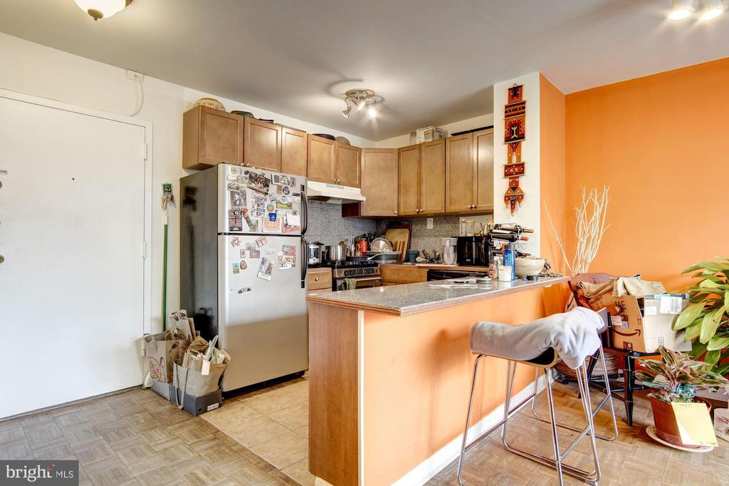 Open Kitchen - 950 25TH ST NW #203-N, WASHINGTON