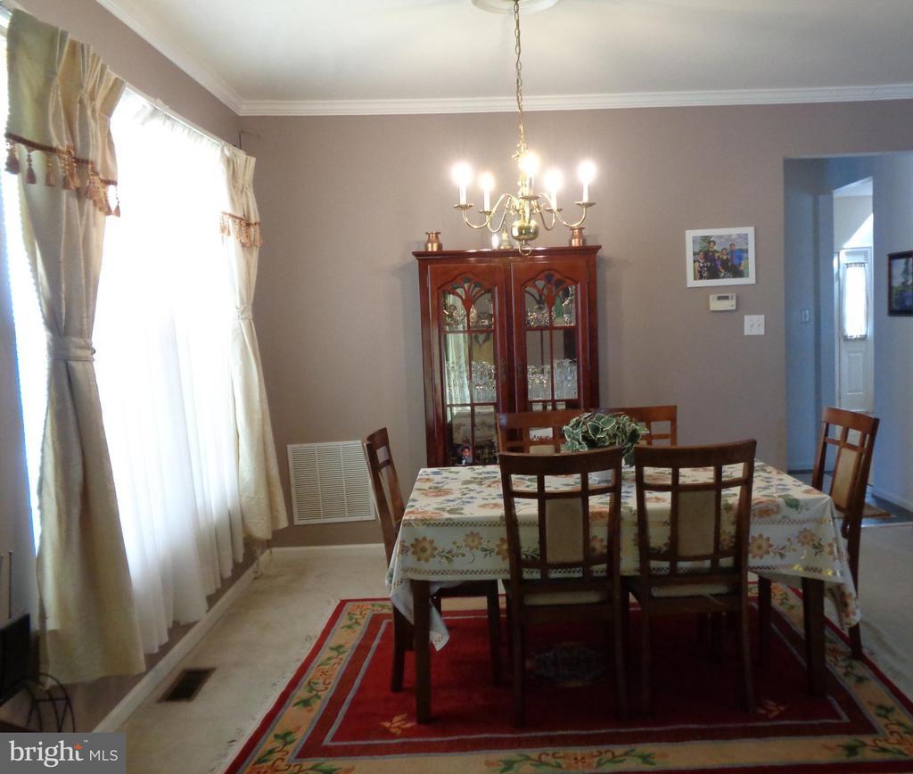 Dining Room - 12509 HAWKS NEST LN, GERMANTOWN