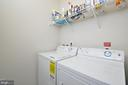 Washer & Dryer convey! - 219 LONG POINT DR, FREDERICKSBURG