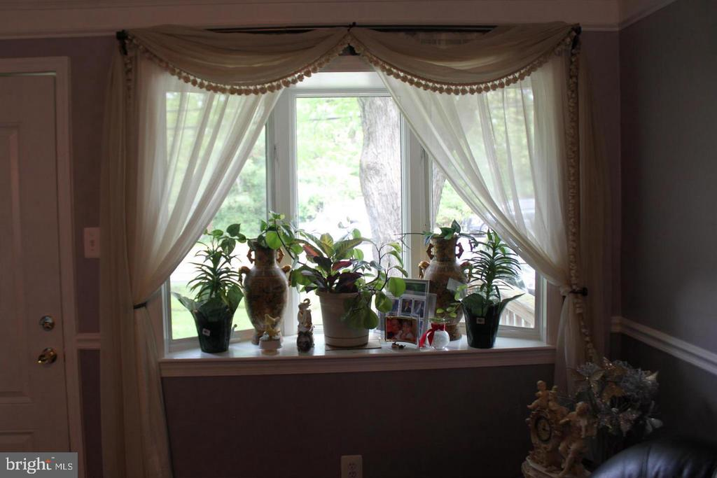 Bay Window in Living room - 7525 MAGARITY RD, FALLS CHURCH