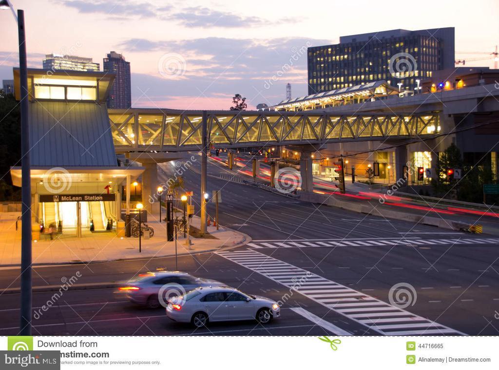 Metro Station - 7525 MAGARITY RD, FALLS CHURCH