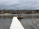 Dock has vinyl-clad planking - 24186 LANDS END DR, ORANGE