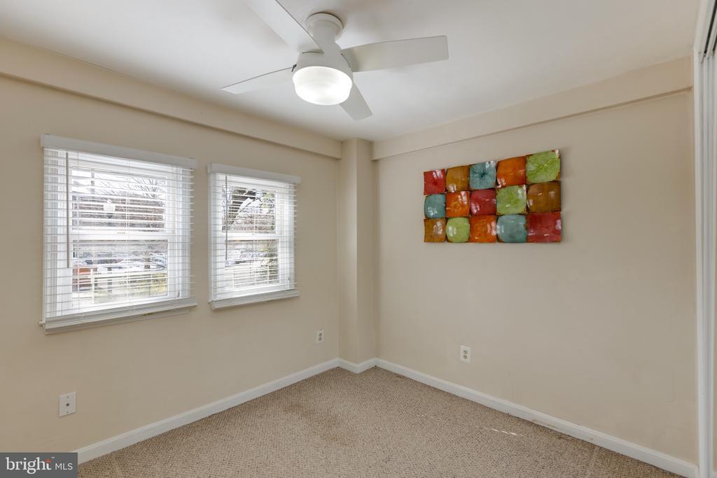 Main level bedroom - 3704 ARLINGTON BLVD, ARLINGTON