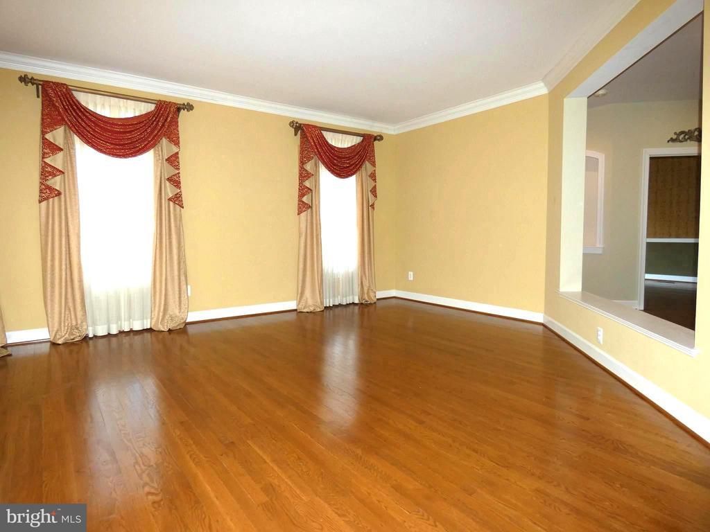 Living Room - 6431 LAKE MEADOW DR, BURKE