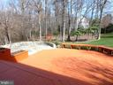 Stone and Wood Deck - 6431 LAKE MEADOW DR, BURKE