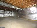 Unfinished Basement - 6431 LAKE MEADOW DR, BURKE